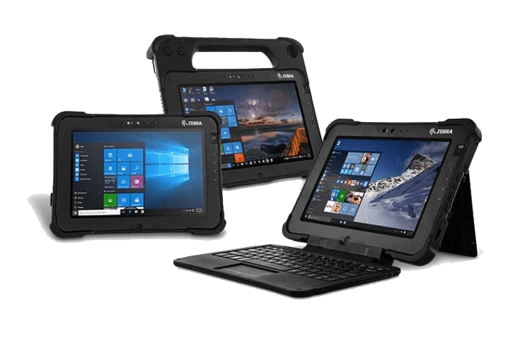 Wearable device Tablet rugged